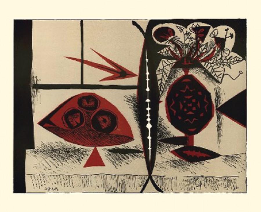 Picasso. O equilibrio e a vertixe