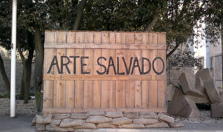Arte salvada