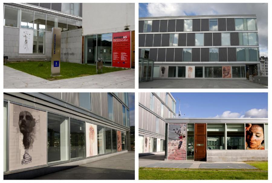 ArtistAS. II Proxecto de Visibilización das Obras Artísticas das Alumnas da Facultade de Belas Artes