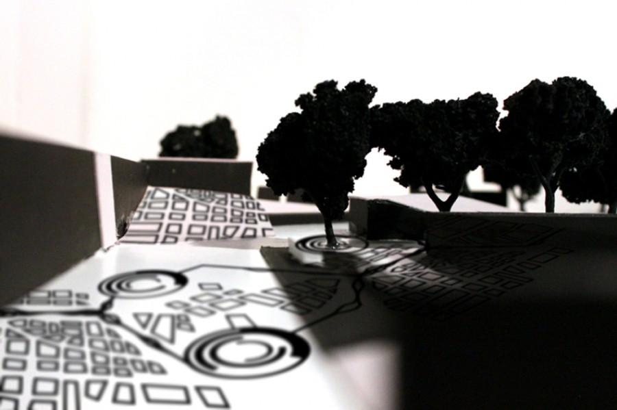 Estudio para Synchronized Landscape