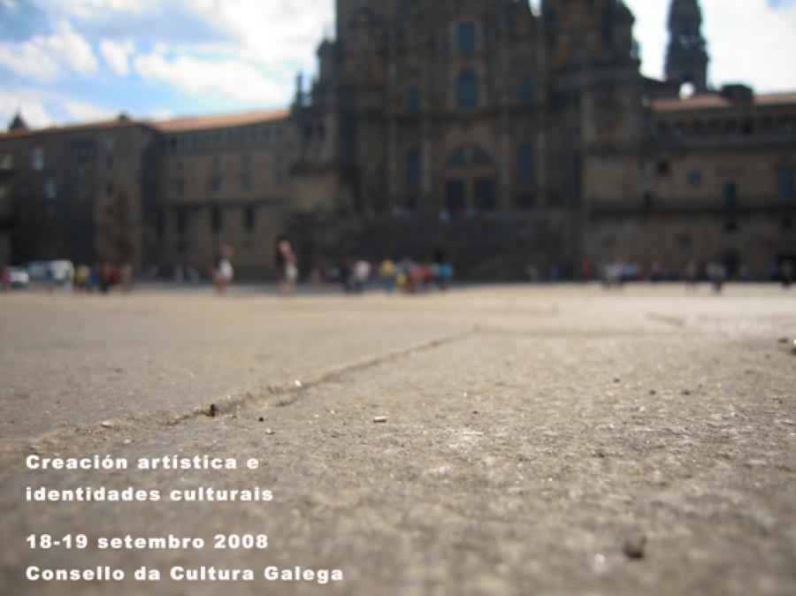 Xornadas: Creación artística e identidades culturais. Consello da Cultura Galega