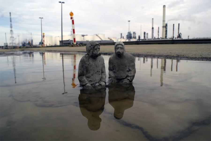 Picnic. Antwerpen. Belgium. 2011