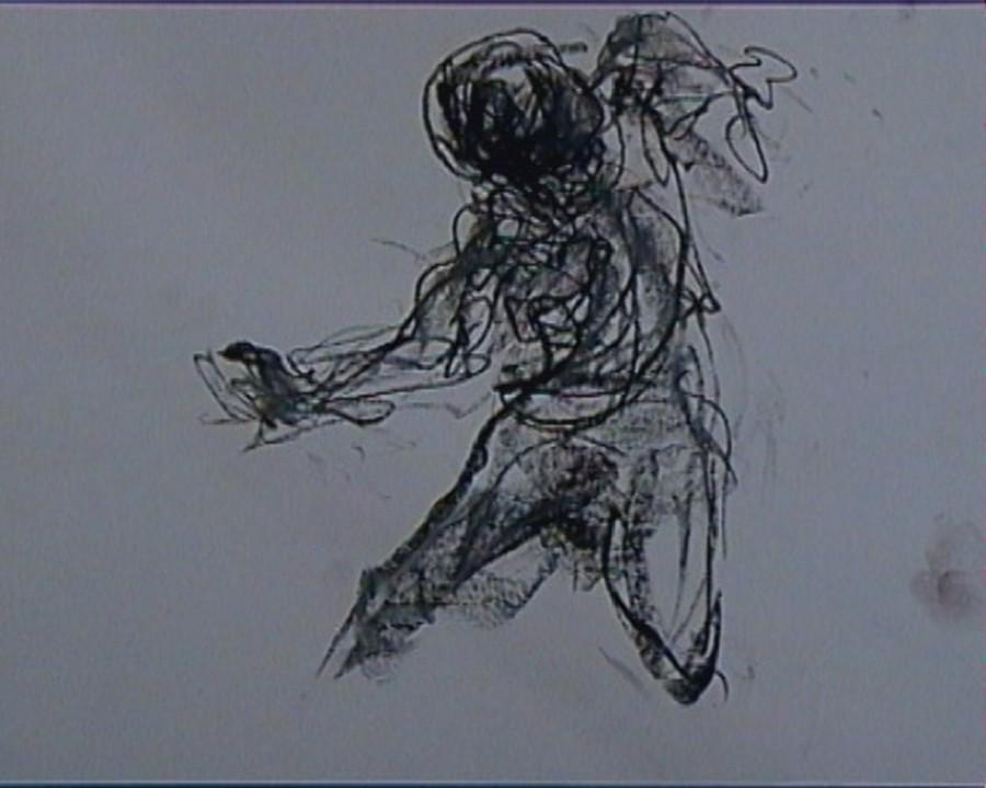 Danza sobre papel