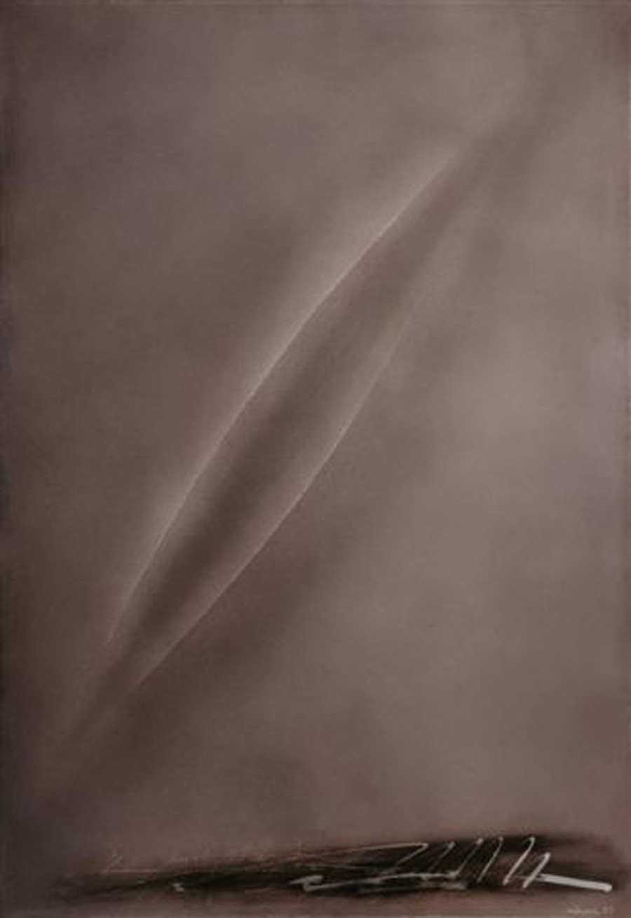 Doble relieve oblicuo dominante, de  Leopoldo Nóvoa