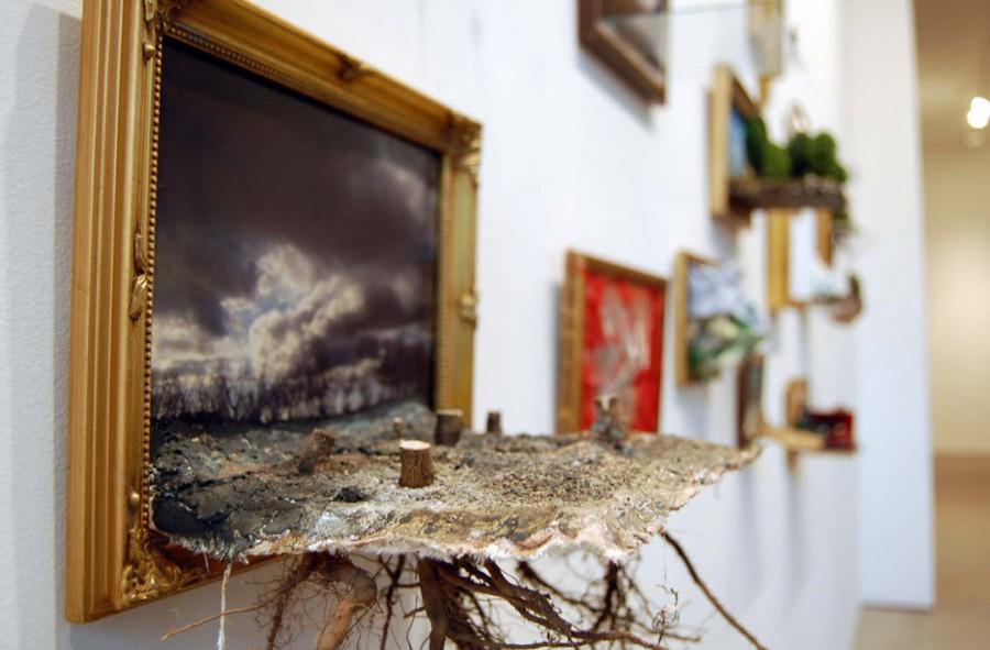 Do final e do comezo (Graduados Belas Artes 2011-2012. Univ. Vigo)