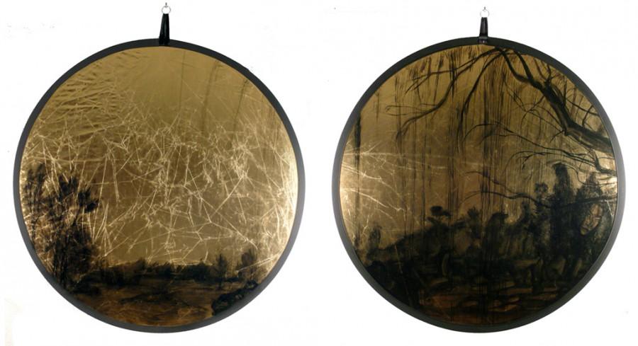 Floresta oculta, XM, de  Guillermo Aymerich