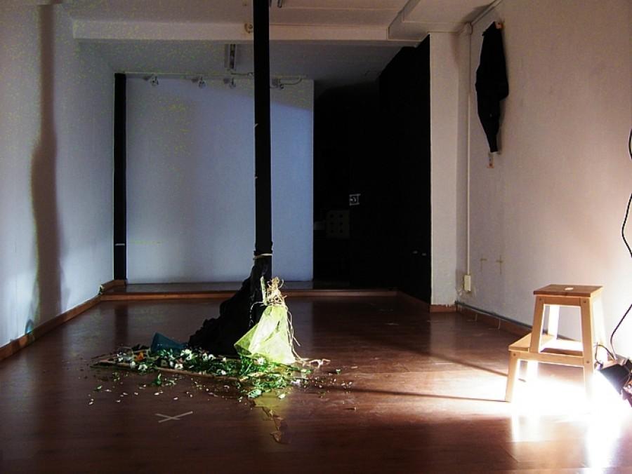 Jacobo Bugarín. Acción aislada: ritualizar lo cotidiano
