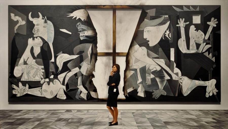 Poéticas de destrucción: Kepa Garraza + Marina Núñez