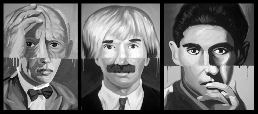 Pablo Gallo. Anti-Faces (Dobles identidades)