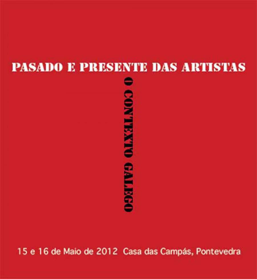 Pasado e Presente das Artistas. O Contexto Galego