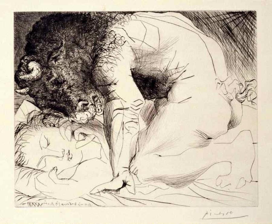 Picasso. Suite Vollard