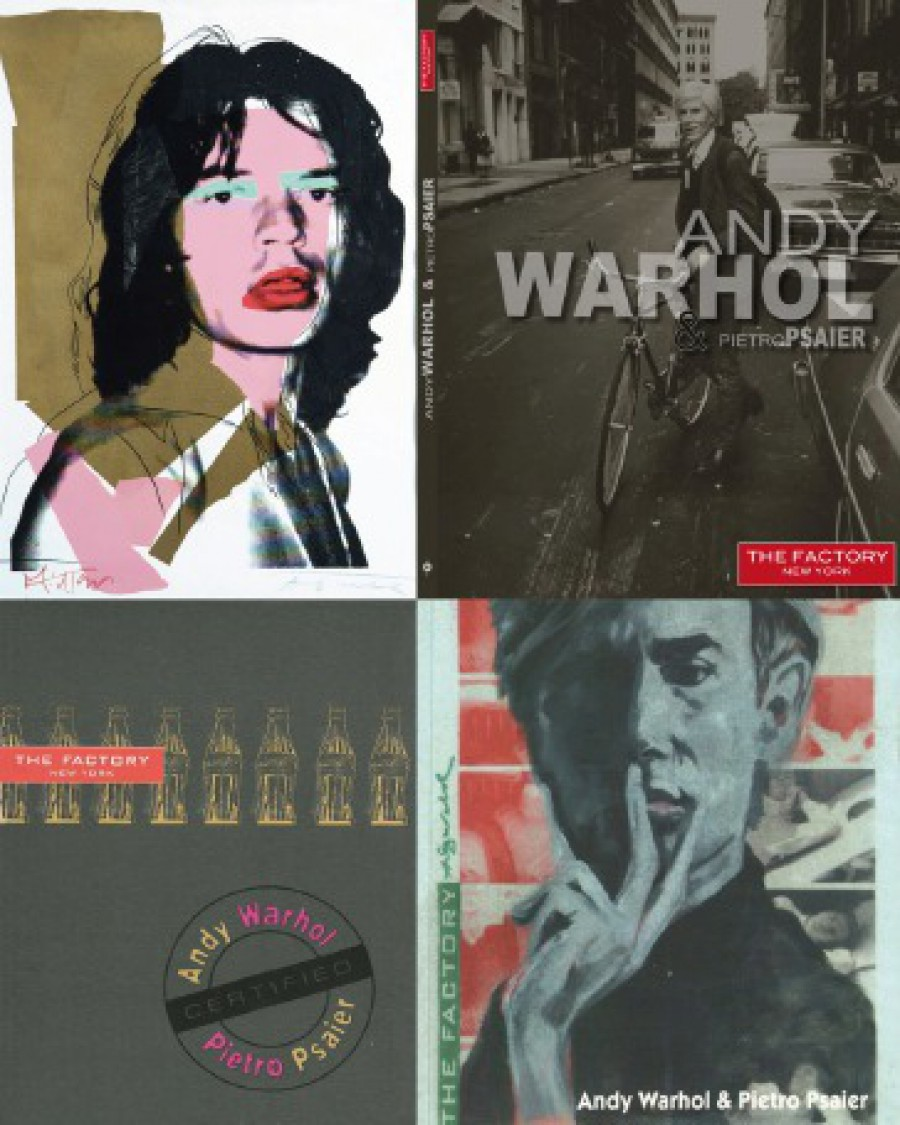 Andy Warhol e o traballo na Factory