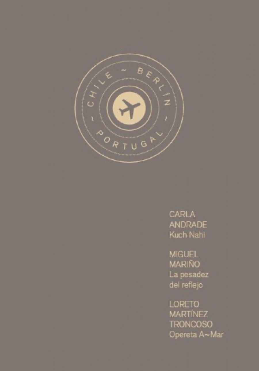 Becas de creación artística no estranxeiro 2014