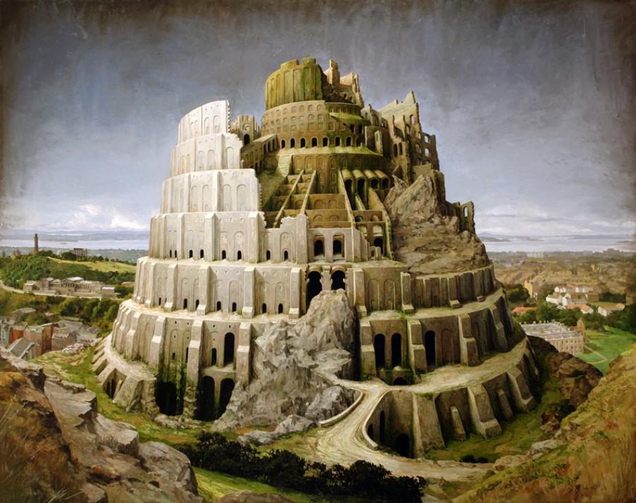 Babel Boorach, de  Roberto González Fernández