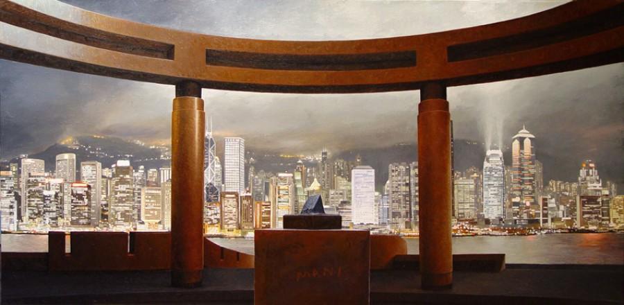 Caja de viajes. XXVI. Hong Kong, de  Roberto González Fernández