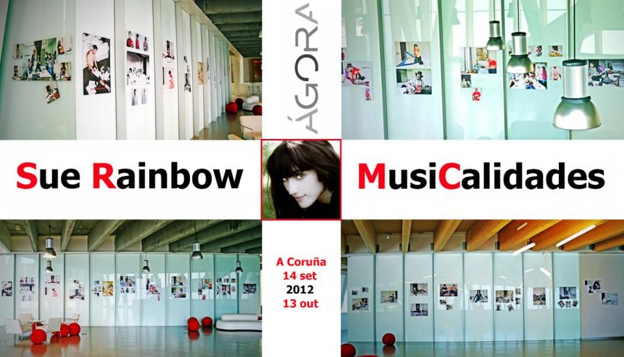 Sue Rainbow. MusiCalidades