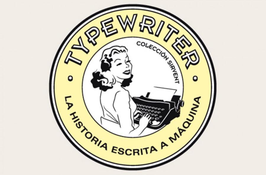 Typewriter: a historia escrita a máquina. Colección Sirvent