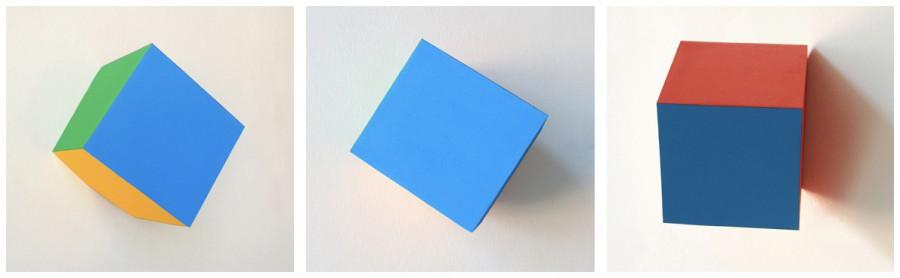 Würfel I (Cubo I)