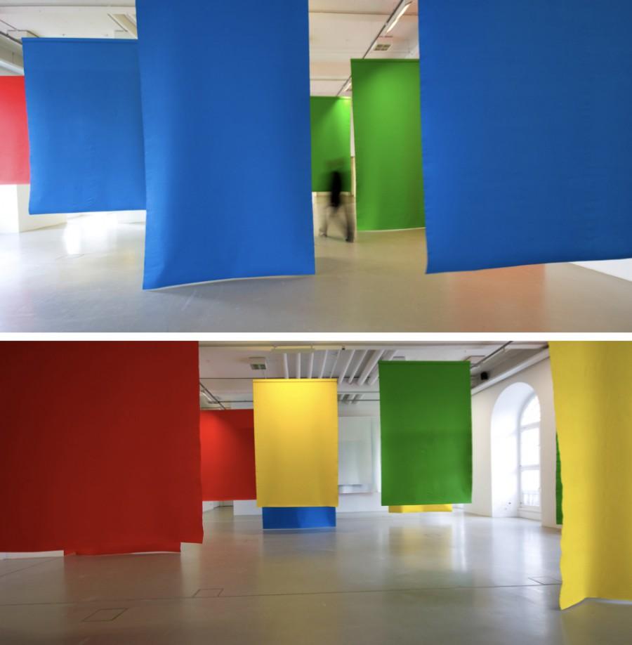Dimensionen Der Malerei