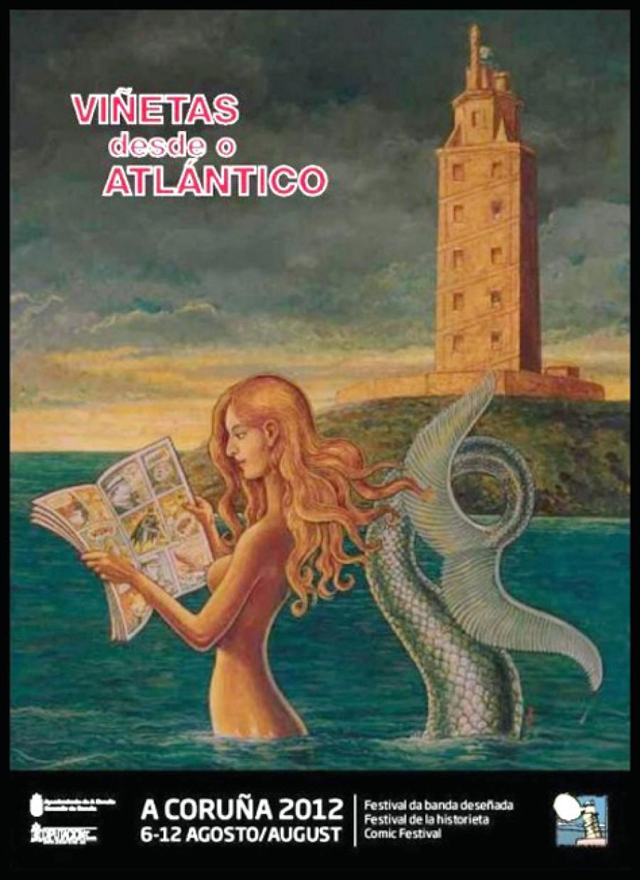 Viñetas desde o Atlántico 2012. Festival da Banda Deseñada