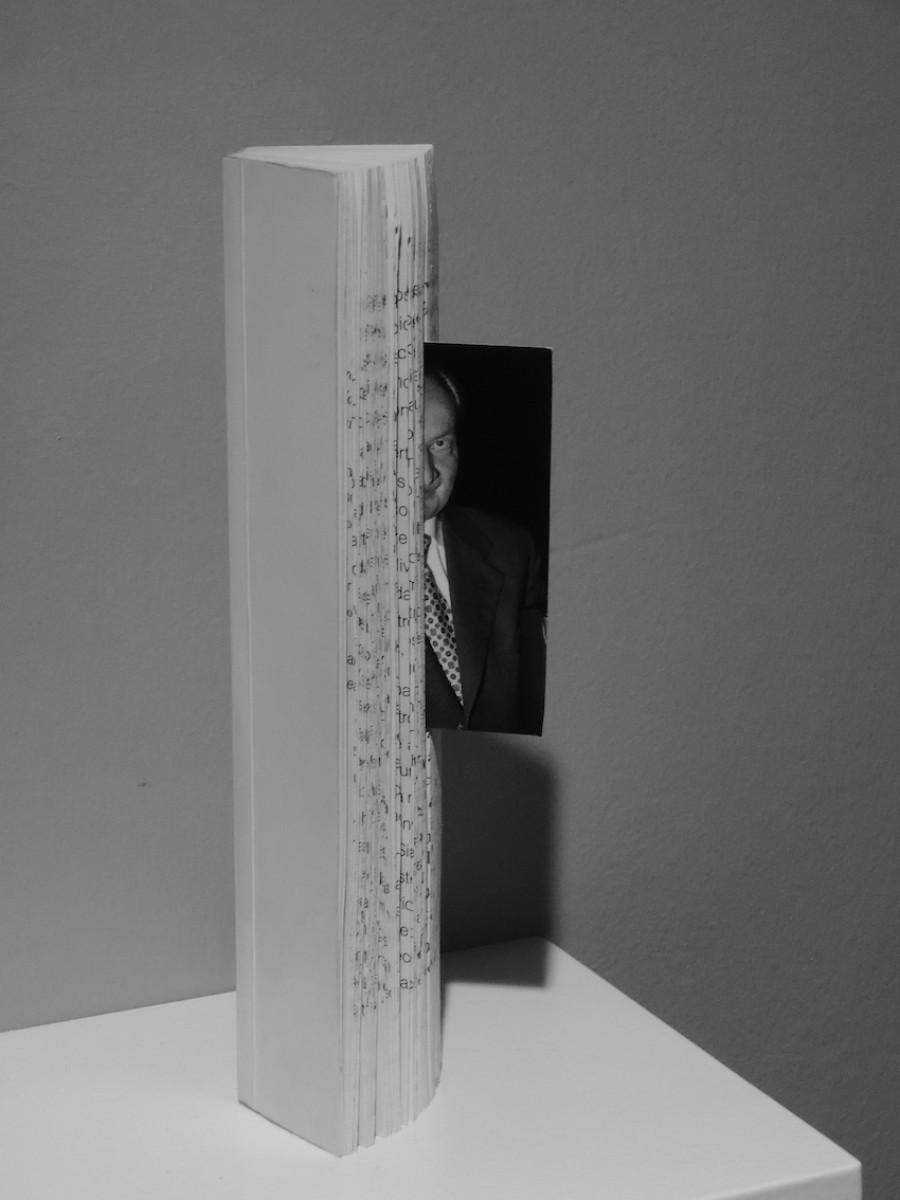 Serie Desplazamientos de la lectura. El arte y el espacio