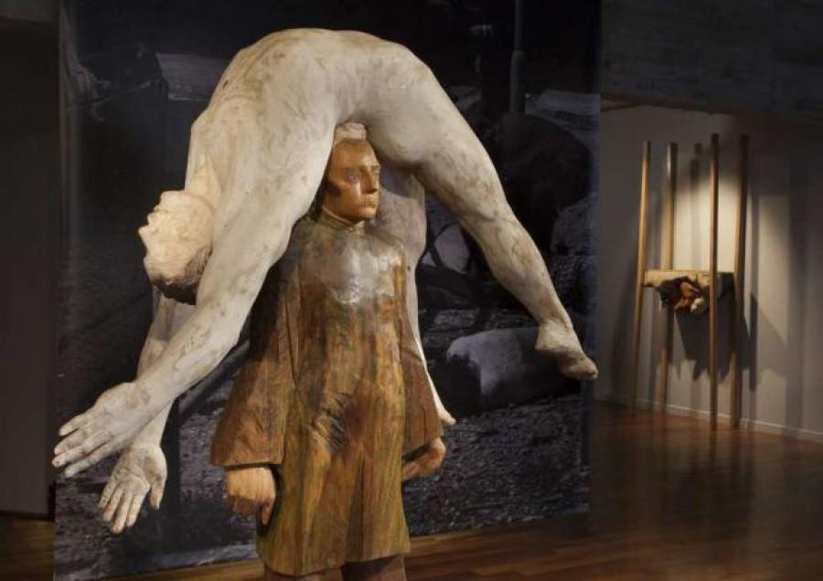 Francisco Leiro. Escultura sentida