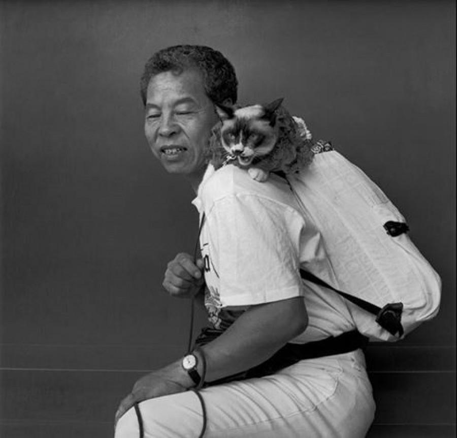 Hiroh Kikai. Retratos de Asakusa