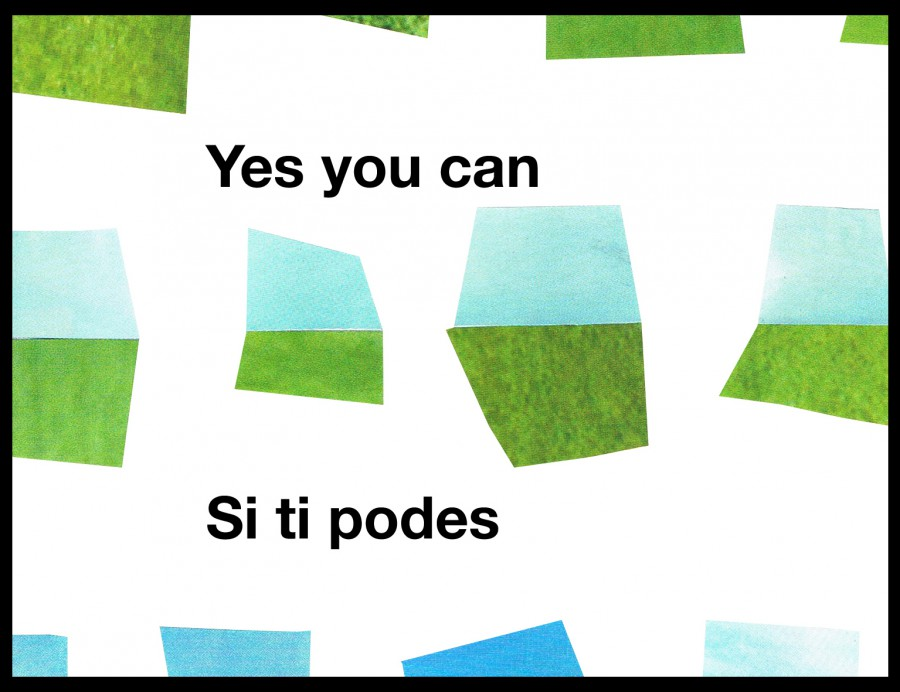 Ismael Teira. Yes you can (Si ti podes)