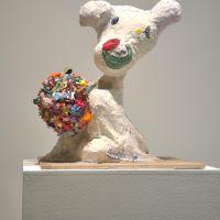 Fantasma de Miró con helado de rocky road, de  Chelo Matesanz