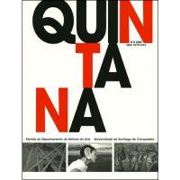 Quintana nº 8. Revista do Departamento de Historia da Arte. Universidade de Santiago