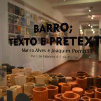 Marisa Alves - Joaquim Pombal. Barro: texto e pretexto