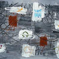 Labirinto gris, de  Antón Patiño