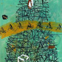 Labirinto-percorrido, de  Antón Patiño