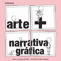 Xornada: Arte + Narrativa gráfica. Consello da Cultura Galega