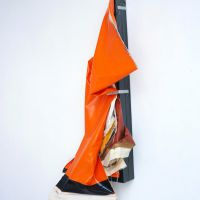 Clutter Bag (Orange)