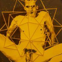 Sen título (Figura xeométrica), de  Salvador Cidrás
