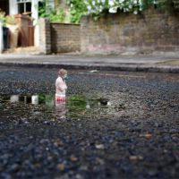 Bart Marret. London. UK. 2010, de  Isaac Cordal