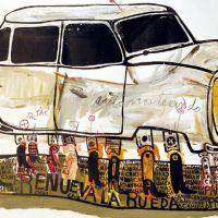 Renueva la rueda, de  Federico Fernández (Fredi)
