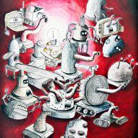 Devoradores de tiempo, de  Federico Fernández (Fredi)