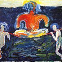 Camiño de santidade, de  José Freixanes