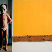 Ivo y cuadrado amarillo, de  Tono Carbajo