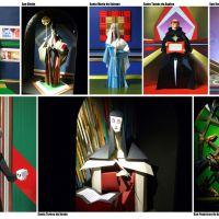 Jack Mircala. Compostela Iconográfica. Unha visión do século XXI