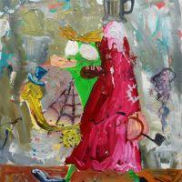 Manuel Ocampo. Os Rebeldes da Abstracción e A Caca Fantasma da Pintura