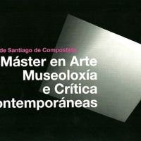 Máster en Arte, Museoloxía e Crítica. USC