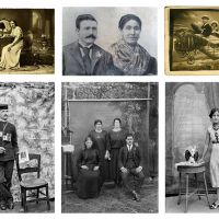 Pano de fondo. Achegamento á fotografía de estudio. 1880-1960