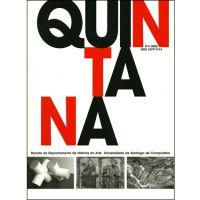 Quintana nº 5. Revista do Departamento de Historia da Arte. Universidade de Santiago