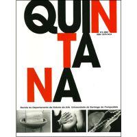 Quintana nº 6. Revista do Departamento de Historia da Arte. Universidade de Santiago