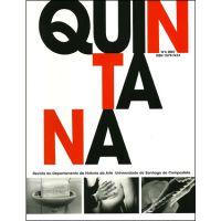 Quintana n7. Revista do Departamento de Historia da Arte. Universidade de Santiago