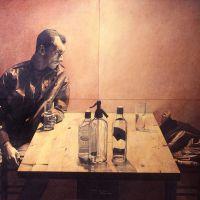 Allá , allá lejos donde habite el olvido, de  Roberto González Fernández