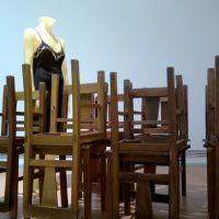 A escultura extensa. Fondos de Novacaixagalicia e Novagalicia Banco